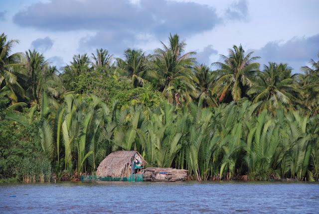Ben Tre, Mekong Delta