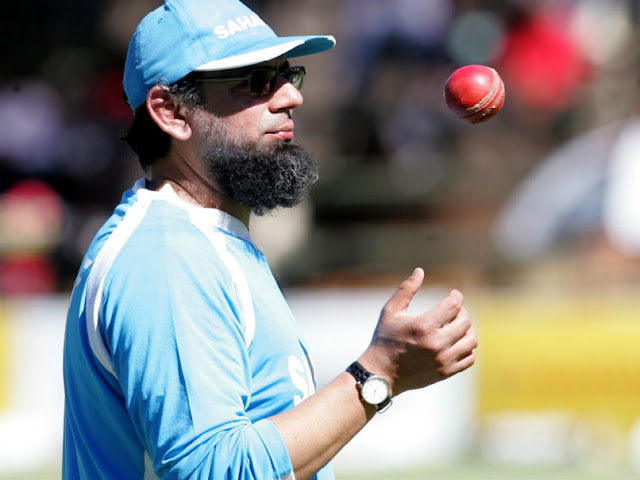 Saqlain Mushtaq to Continue as England's Spin Consultant in ODI Series