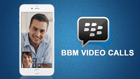 Bbm video calling for Android and iOS