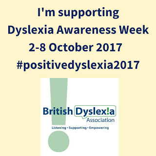 Dyslexia Awareness Week Logo
