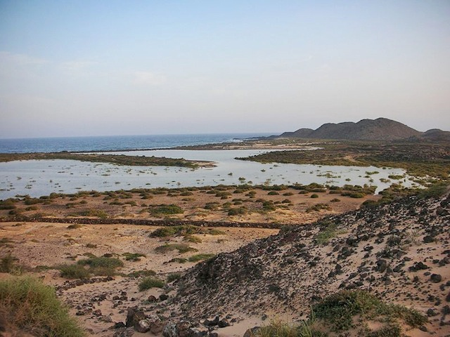 Nature Reserve of Lobos, near Fuerteventura