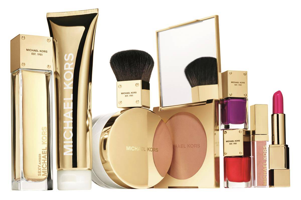 The Beauty Collection Of Michael Kors