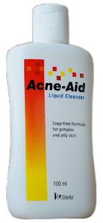 Acne-Aid liquid cleanser (ขวดสีแดง)