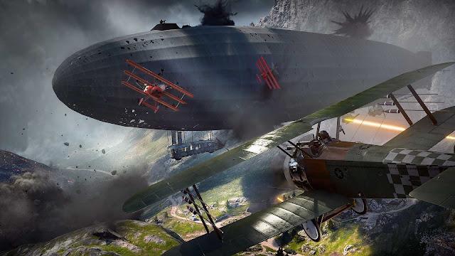 Battlefield 1 Maps