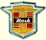 Logo Nash marca de autos
