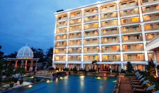 Booking Hotel di Jogja