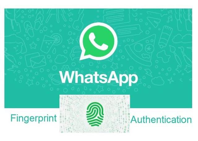 Whatsapp Messenger Kenalkan Fitur Fingerprint