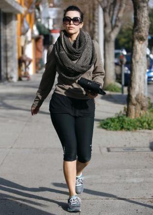 Gossip Point: Cosce molli e cellulite per Kim