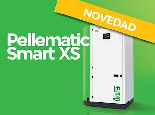 Pellematic SmartXS