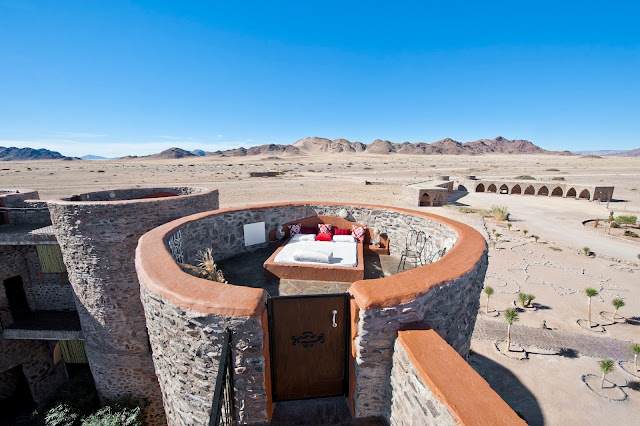 Le Mirage Resort & Spa Sossusvlei Namibia