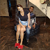 Footballer Joseph Yobo Shares Loved Up Photos with his Wife Adaeze