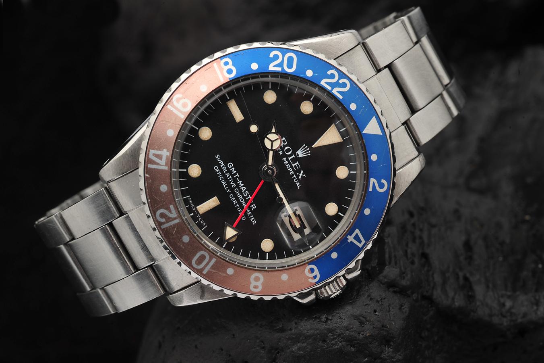 GMT: 100PERCENT-Rolex: SOLD > 1675 GMT