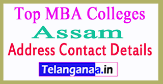Top MBA Colleges in Assam