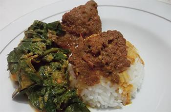 Padang Rice
