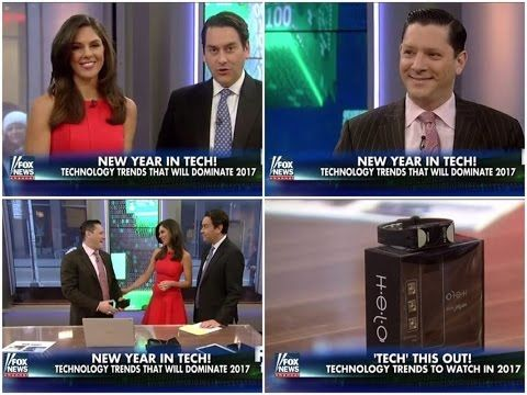 Fox News-New Year Wearable Technology