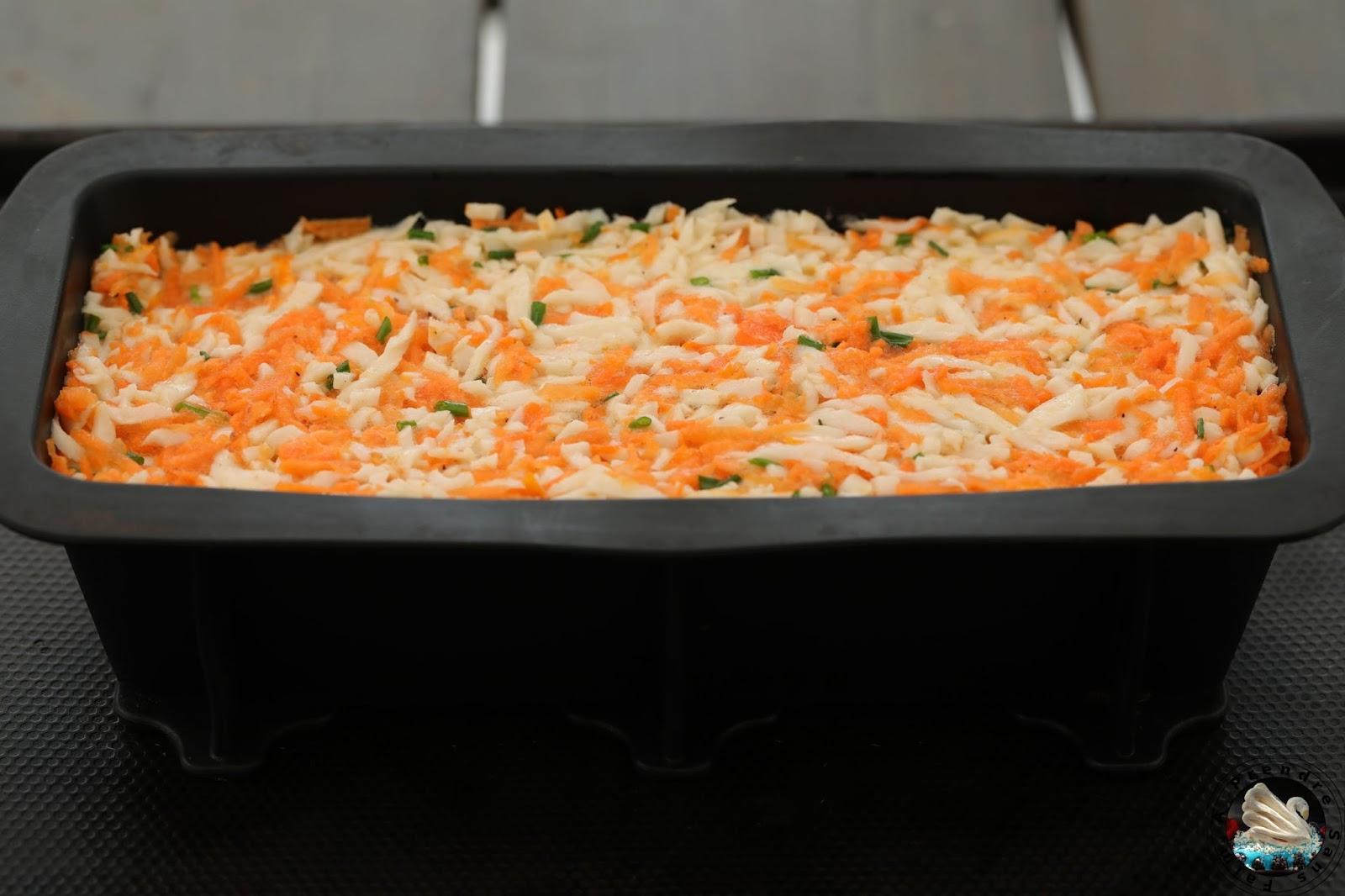 Pâté de surimi aux carottes