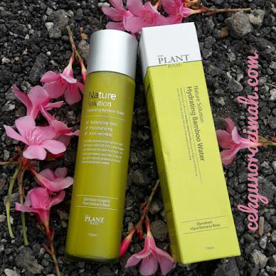 the plant base review, produk bebas bahan kimia, skincare korea