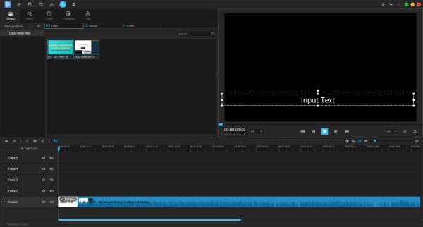 PawEditor Software Pengedit Video di Windows