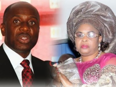 Governor Rotimi Amaechi blames 'Dame Patience Jonathan, Wike behind blasts, gunshots at APC rally