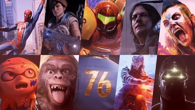 O vazamento de informações é o maior inimigo da E3 2018?