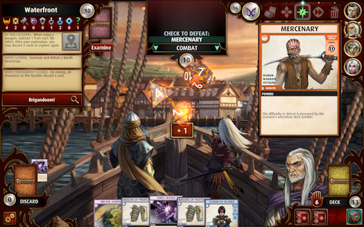 Pathfinder Adventures Coming to Steam on June 15th