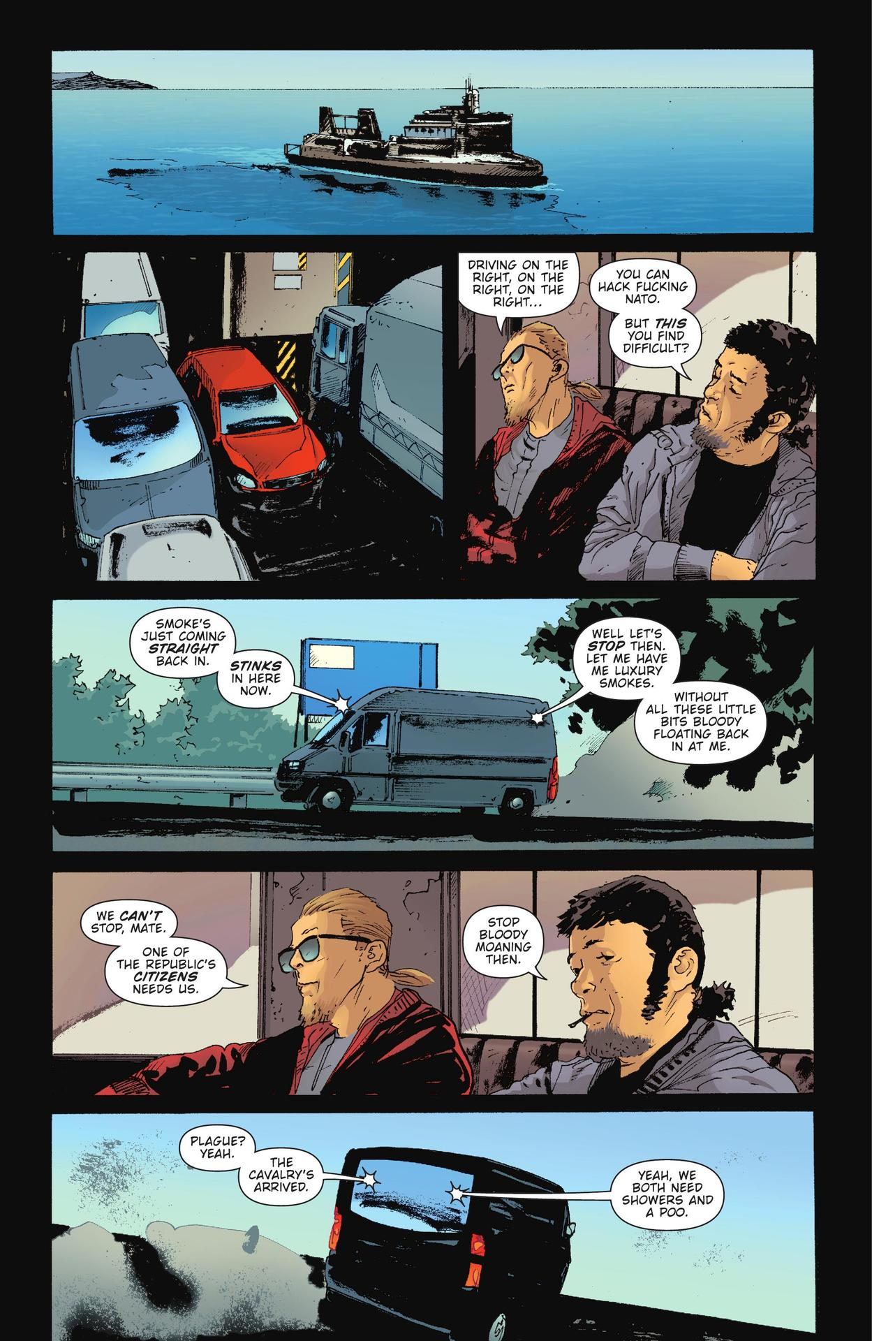 Read online The Girl Who Kicked The Hornet's Nest comic -  Issue # TPB - 177