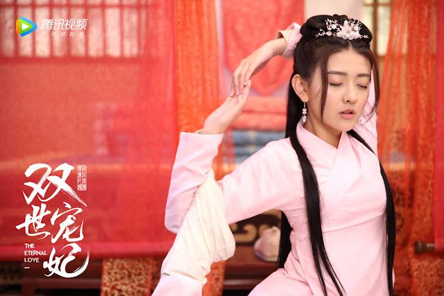The Eternal Love web series Liang Jie