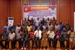 Lukas Enembe Harap 25 Anggota DPRD Nduga Diminta Serius Mengikuti Materi Orentasi