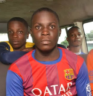 Lagos School kidnapped Student