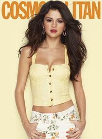 Selenators: Selena Gomez Cosmopolitan Photoshoot!!