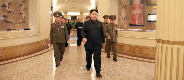 A Coreia do Norte realizou um total de cinco testes nucleares desde 2006, os dois últimos em janeiro e setembro de 2016