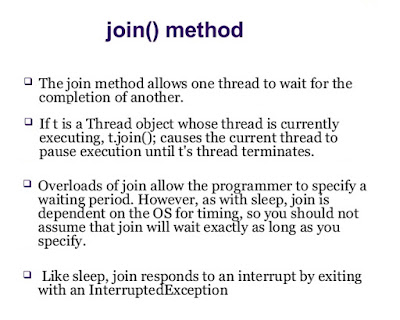 Thread.join() example in Java