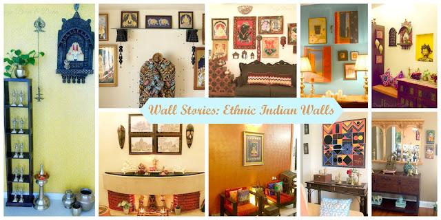 Ethnic Indian Wall Decor