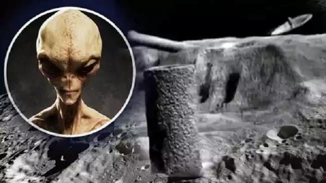 Αστρονόμος του Χάρβαρντ:Απολιθώματα εξωγήινων πλασμάτων και τεχνολογίας μπορεί να βρίσκονται στο φεγγάρι