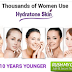 Get Fresh Skin with Hydratone Skin Eye Cream