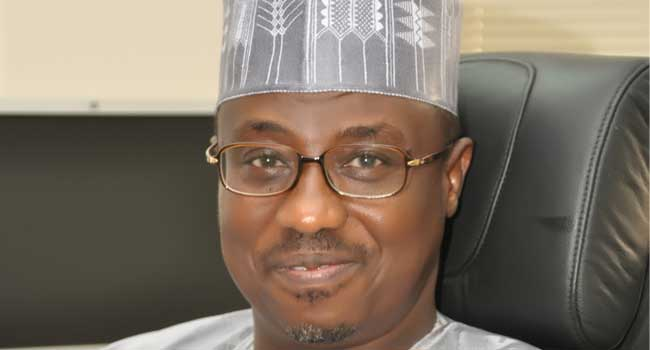 Image result for Group Managing Director of the NNPC, Dr. Maikanti Baru