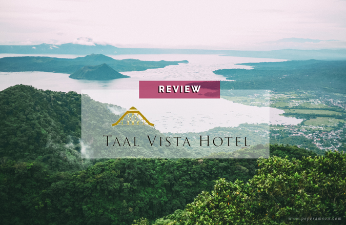 Delicious Weekends at the Taal Vista Hotel in Tagaytay