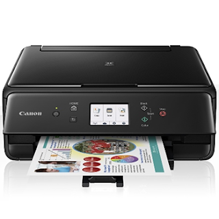 Canon PIXMA TS6060 Driver Series Download