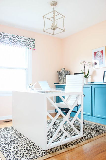 budget friendly home office makeover