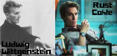 Wittgenstein a Cohle. Náhoda? Nemyslím si.