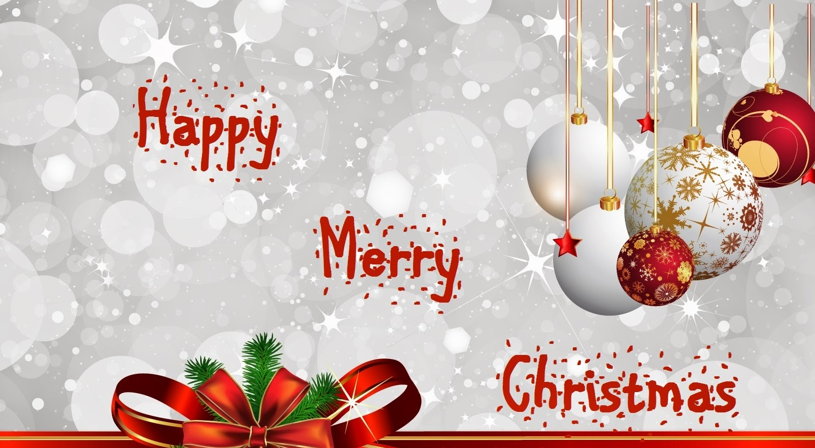 Happy Christmas Day 2017