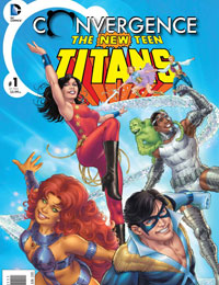 Convergence New Teen Titans