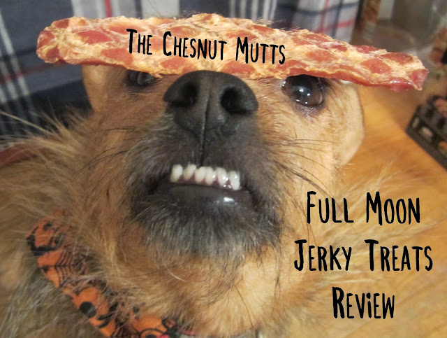 The Chesnut Mutts Full Moon Jerky Treats Review