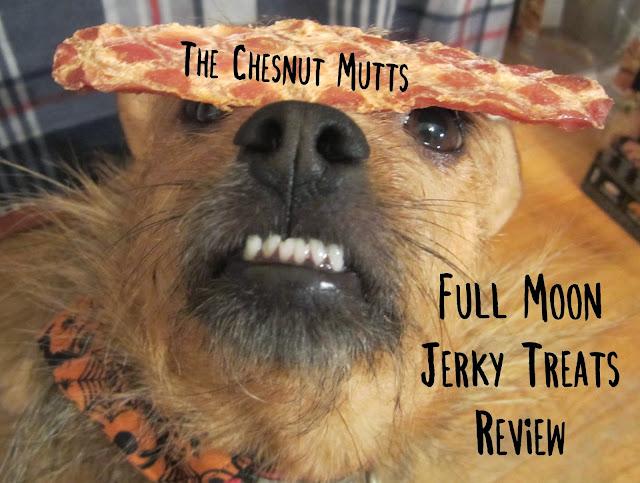 The Chesnut Mutts Full Moon Jerky Treats Review
