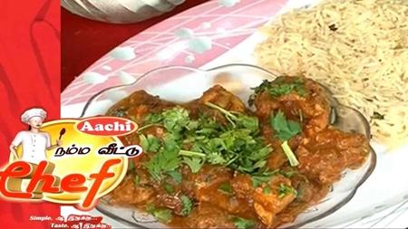 Namma Vittu Chef – 23-04-2017 | Peppers TV