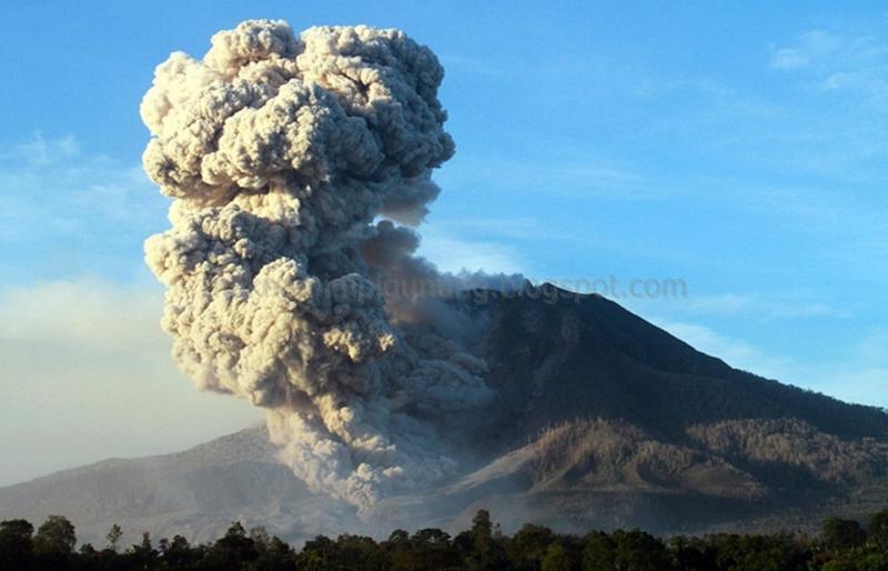Arti Mimpi Melihat Gunung Meletus Menurut Hindu
