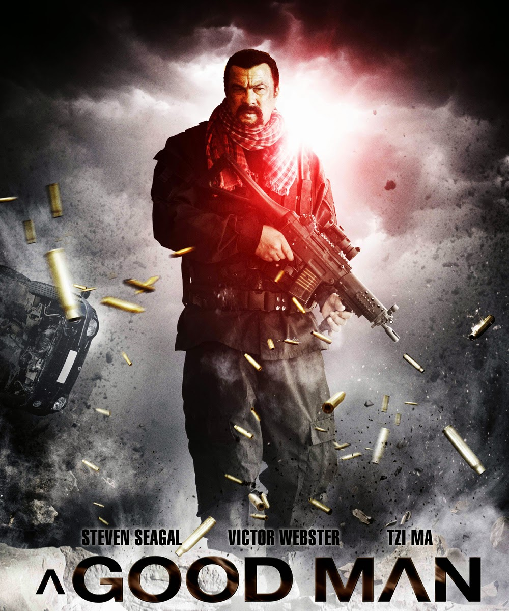 Steven Seagal Above The Law