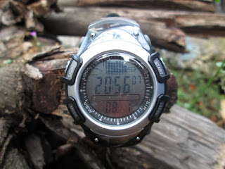 Outdoor Watch SUNROAD FX704A Fishing Barometer Weather Thermometer Altimeter Waterproof