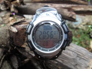 Jam Tangan Outdoor Sunroad FX704A Digital Fishing Barometer Thermometer Altimeter Waterproof