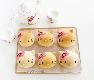 Gambar Roti Hello Kitty 4